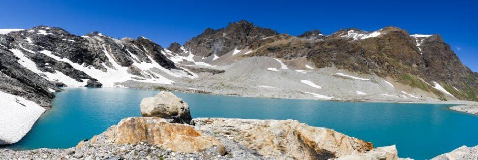 trekking lago di goletta da rifugio benevolo val di rhemes escursione valle aosta