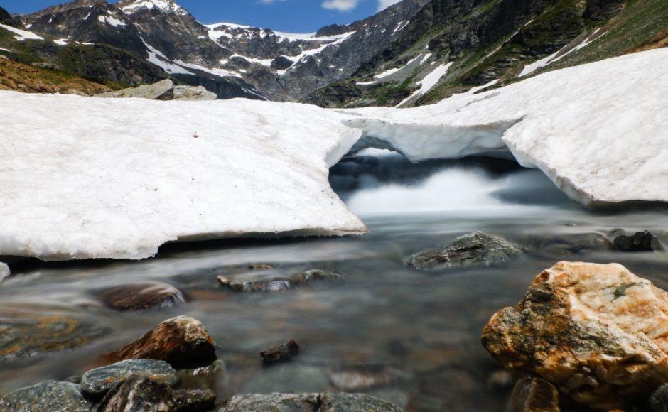 trekking lago di san grato valgrisanche escursione valle aosta