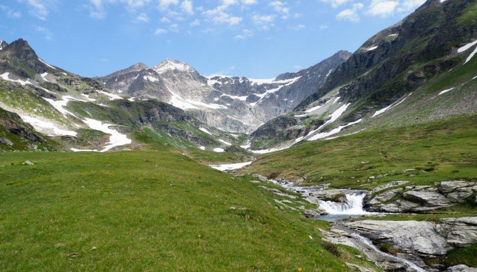 trekking lago di san grato valgrisanche sentiero escursione