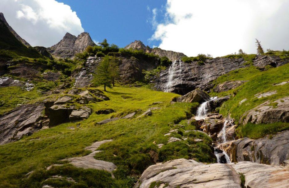 trekking sentiero alpe veglia
