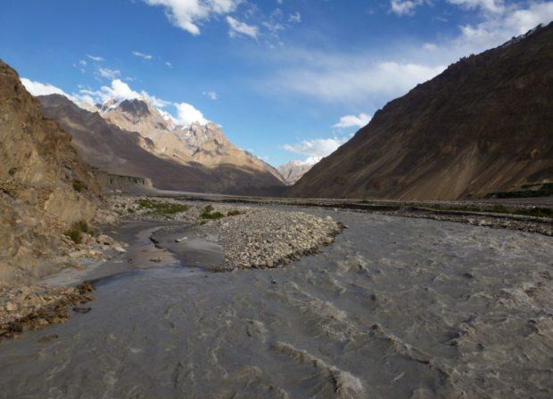valle shimshal pakistan