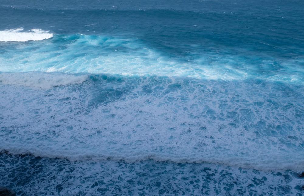viaggio a capo verde oceano onde