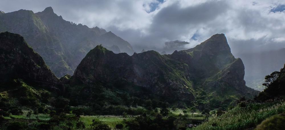 viaggio a capo verde santo antao montagne