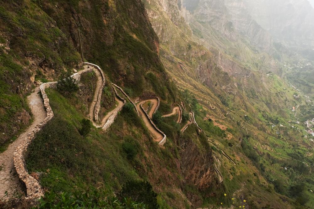 viaggio a capo verde trekking serpente