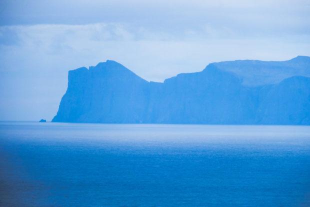 viaggio alle isole faroe diario tramonto