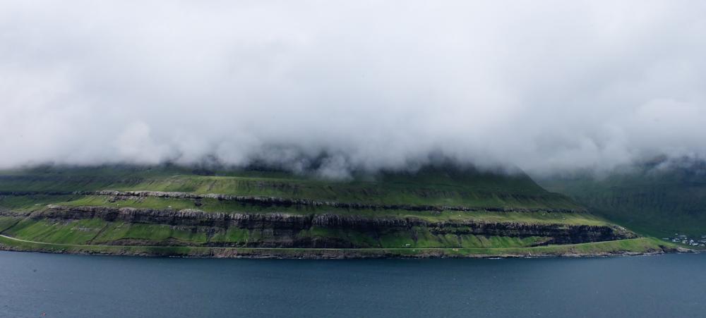 viaggio alle isole faroe diario nebbia