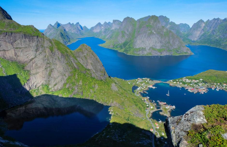 viaggio alle isole lofoten norvegia libri di viaggio norvegia