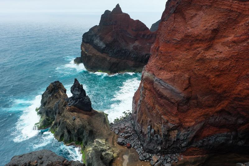 Viaggio alle Azzorre capelinhos vulcano oceano