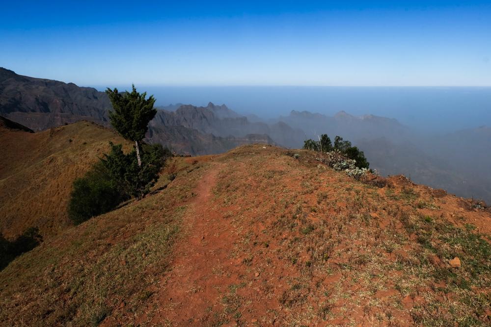 viaggio capo verde trekking santo antao