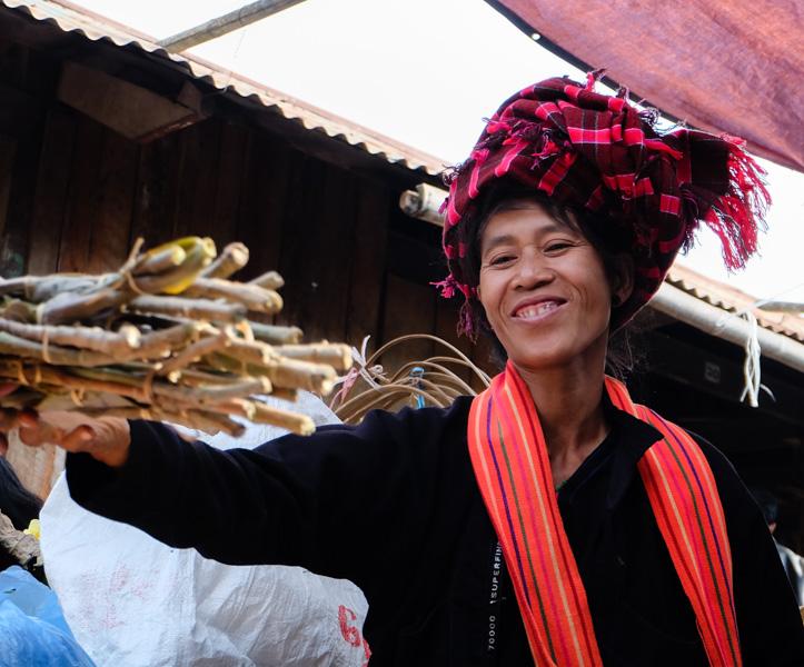 viaggio in Birmania, sorriso