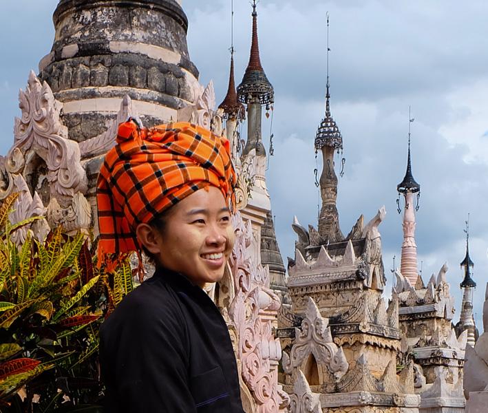 viaggio in Birmania, pa-o