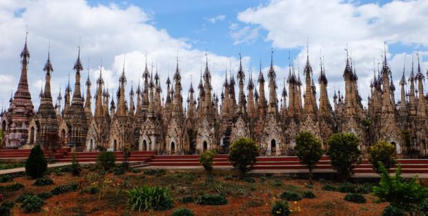 viaggio in Birmania, Kakku