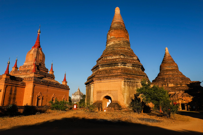 viaggio in Birmania, Bagan