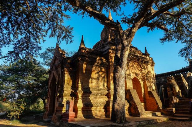 viaggio in Birmania, Bagan
