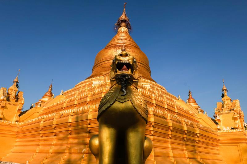 viaggio in Birmania, mandalay