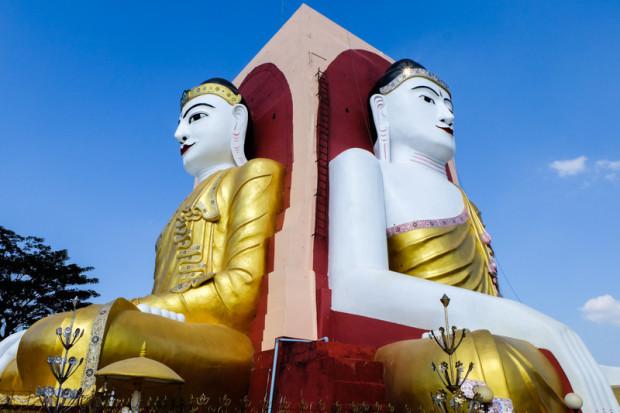 viaggio in Birmania, budda