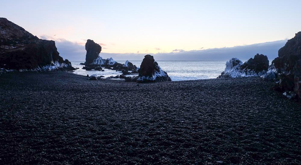 viaggio in Islanda spiaggia nera