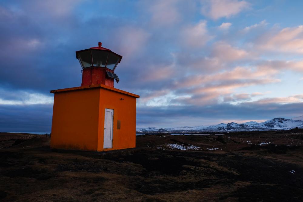 viaggio in Islanda faro Öndverđarnes