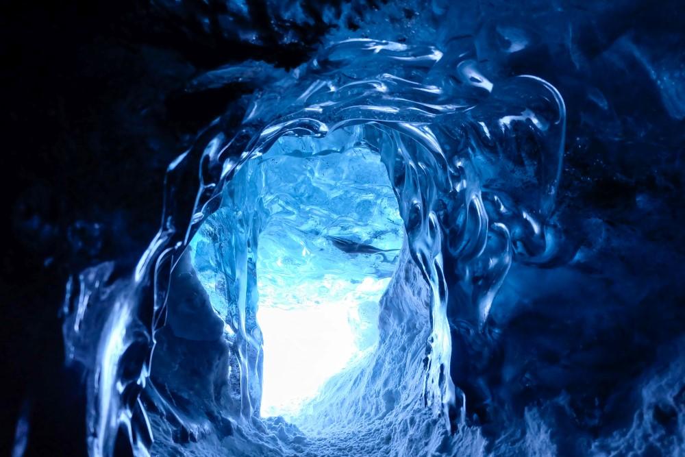 viaggio in Islanda grotta ghiaccio