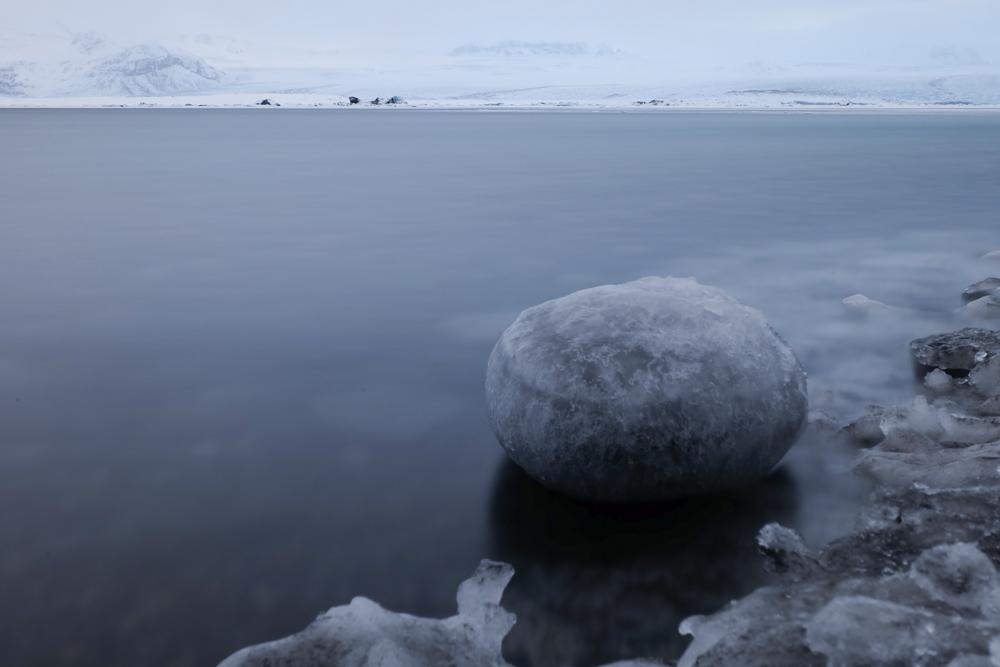 viaggio in Islanda Jökulsárlón