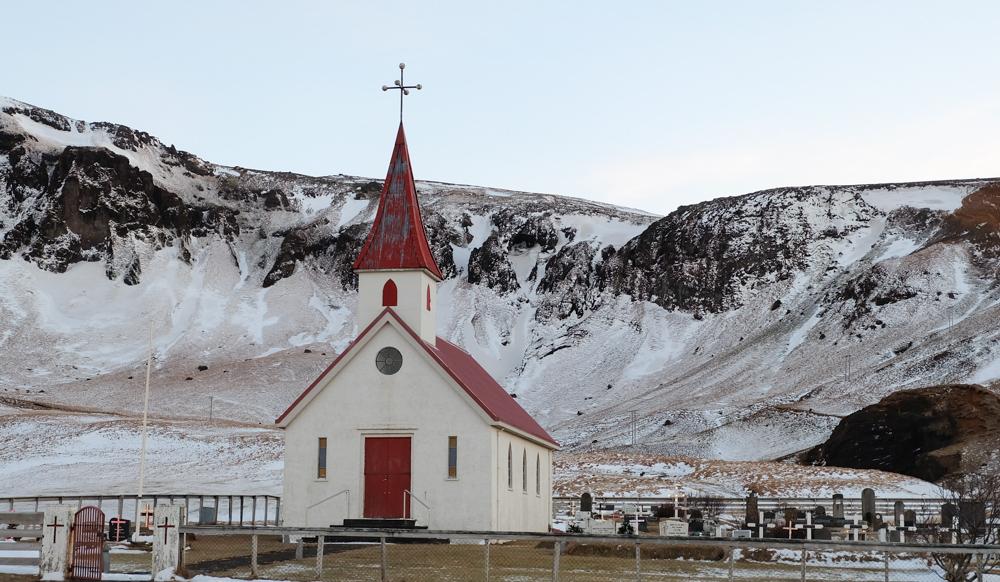 viaggio in Islanda chiesa