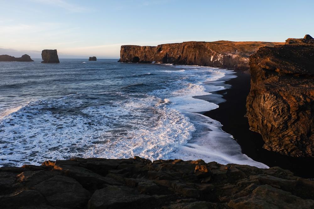 viaggio in Islanda panorama inverno