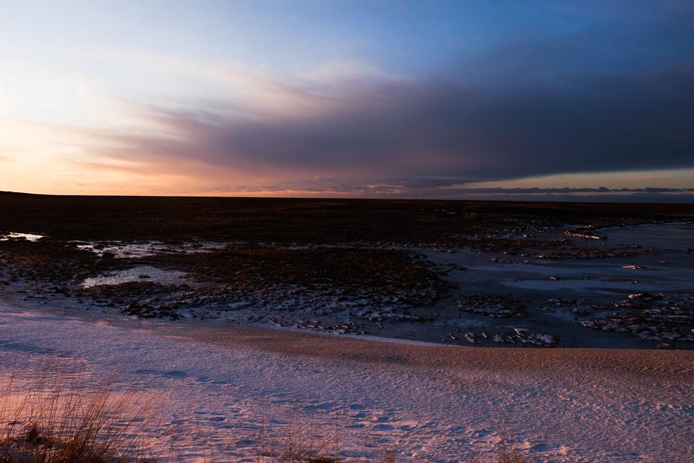 viaggio in Islanda cielo