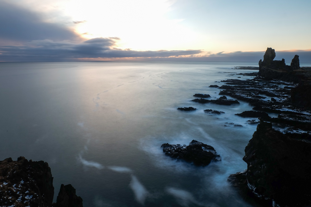 viaggio in Islanda oceano