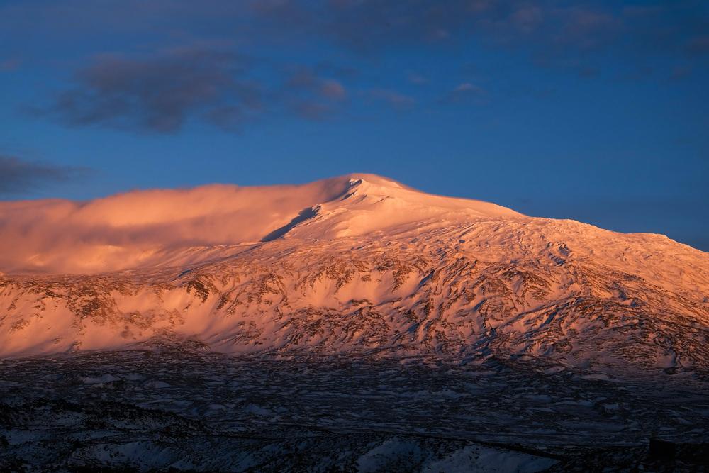 viaggio in Islanda alba
