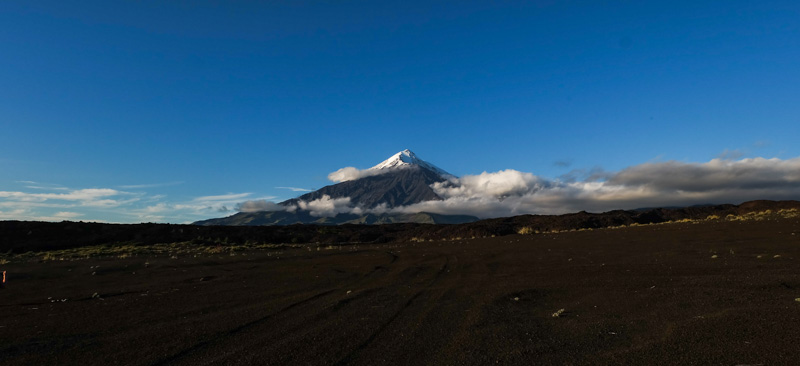 viaggio in Kamchatka vulcano tolbalchik