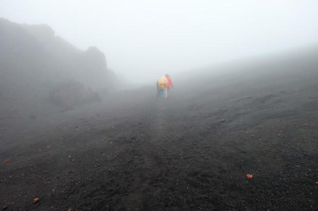 viaggio in Kamchatka lava