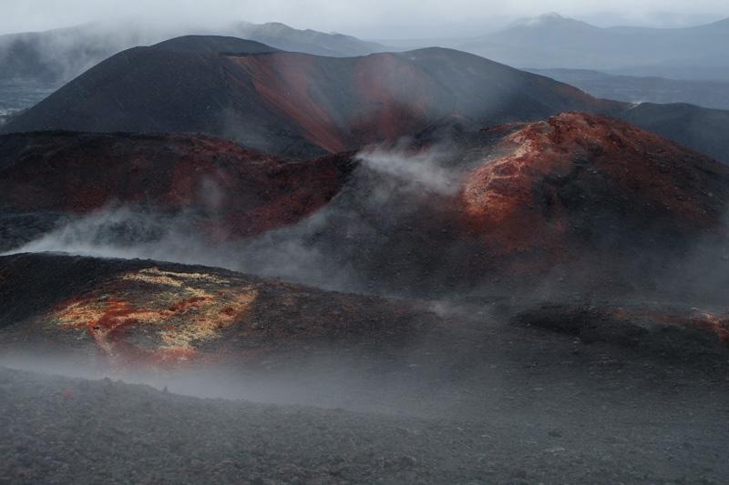 viaggio in Kamchatka vulcano