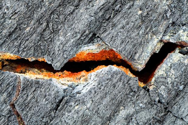 viaggio in Kamchatka roccia