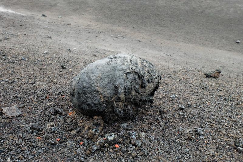 viaggio in Kamchatka bomba vulcanica