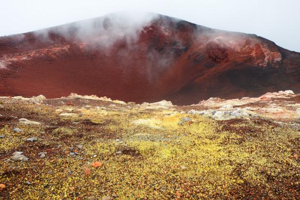 viaggio in Kamchatka zolfo e ferro