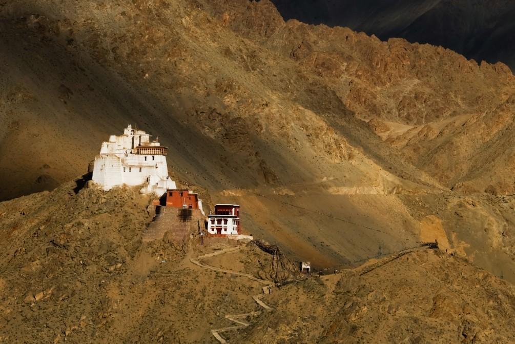 viaggio in Ladakh leh forte