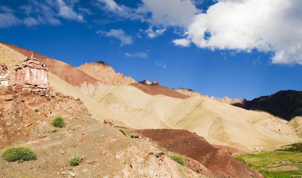 viaggio in Ladakh rumbak villaggio