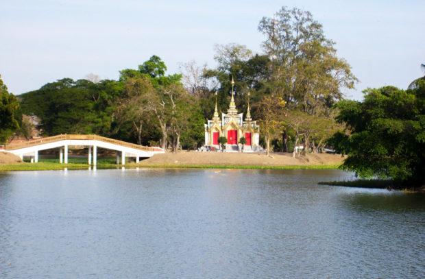 viaggio in Thailandia - Ayutthaya (1)