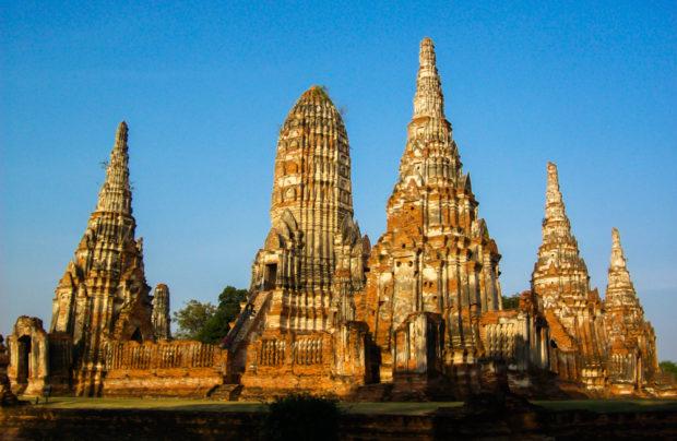 viaggio in Thailandia - Ayutthaya (4)