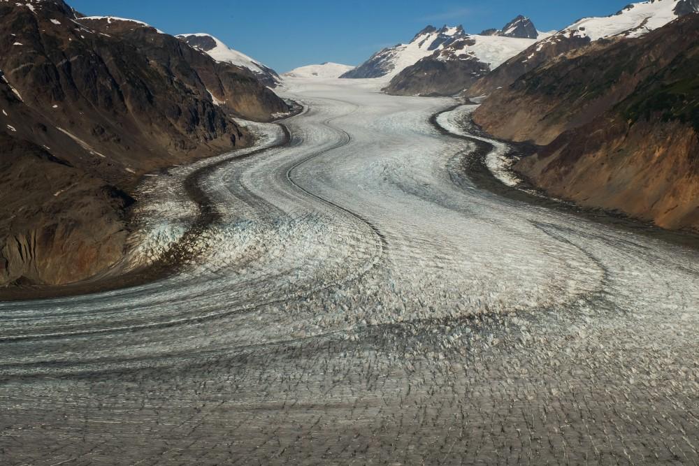 viaggio in canada salmon glacier