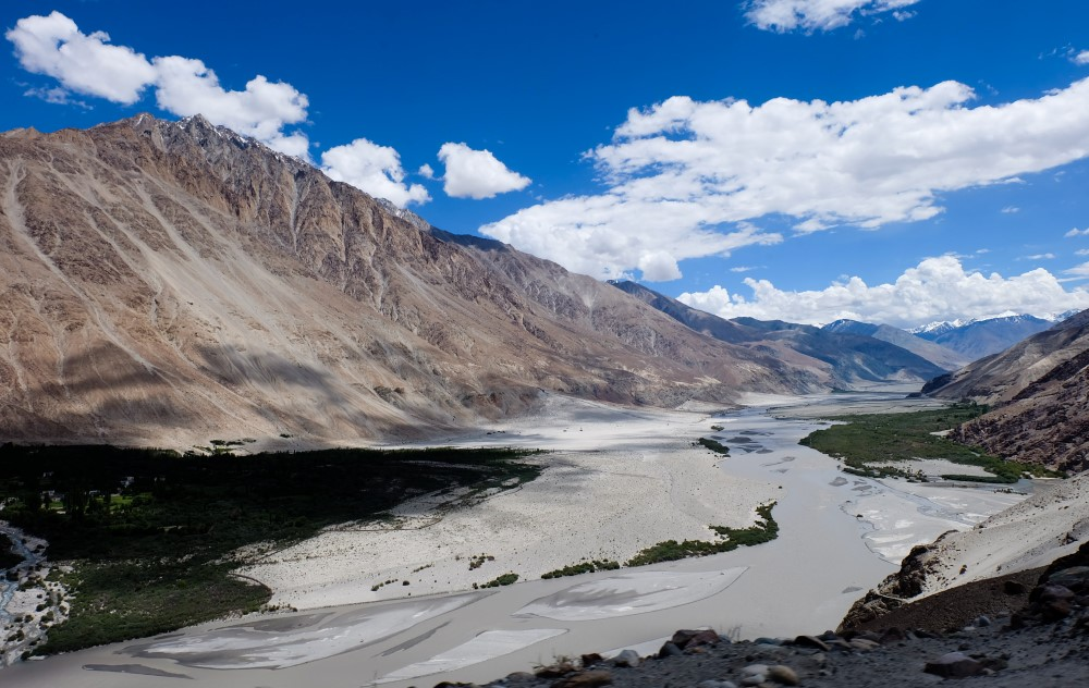viaggio in ladakh nubra valley