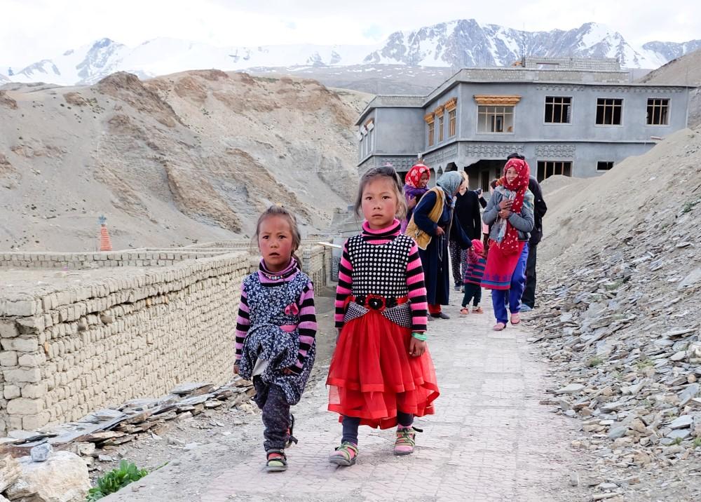viaggio in ladakh korzok