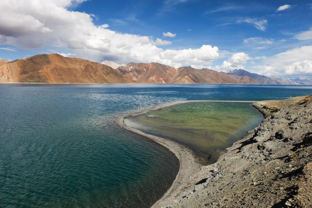 viaggio in ladakh lago