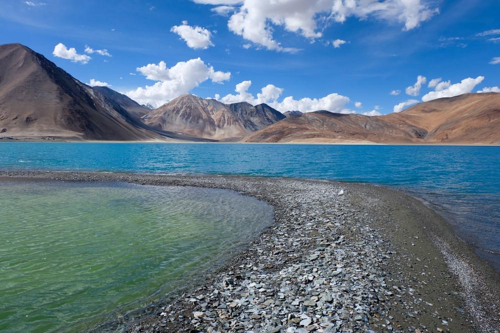 viaggio in ladakh pangong tso