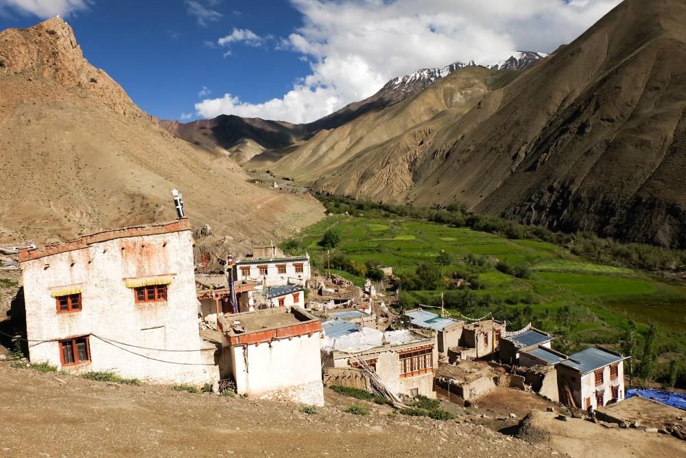viaggio in ladakh rumbak trek