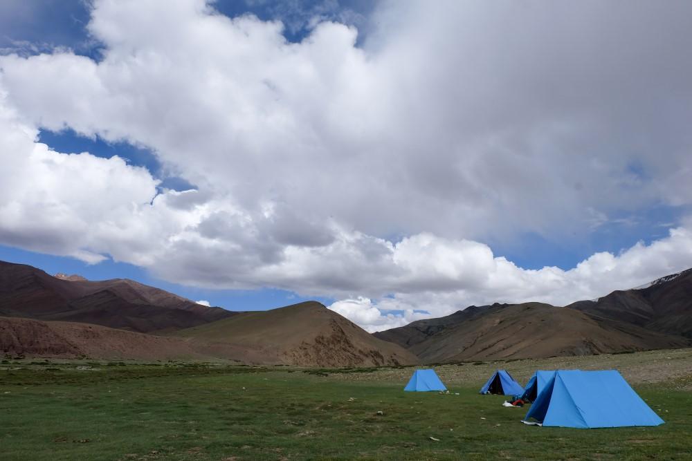 viaggio in ladakh trekking tso moriri