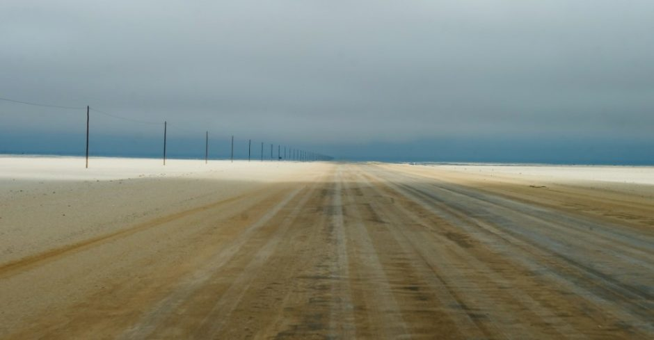 viaggio in namibia strada swakopmund