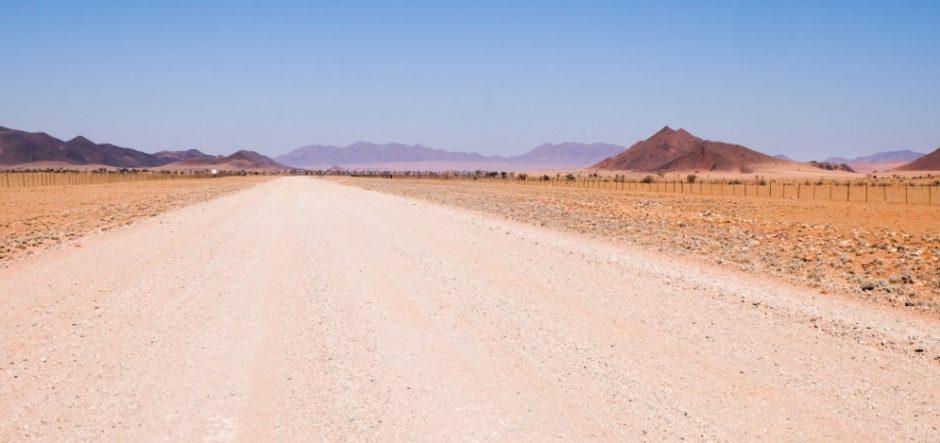 viaggio namibia biopshere reserve strada