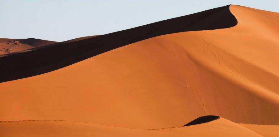 viaggio namibia duna rossa alba deserto