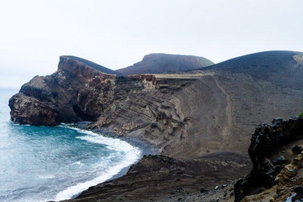 La Pompei delle isole Azzorre: il vulcano Capelinhos